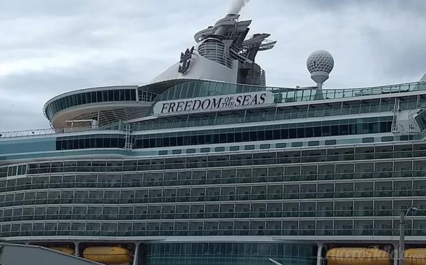 Inicia operaciones crucero más grande que ha salido de Puerto Rico