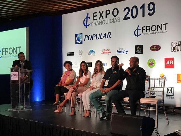 Panel de marcas dominicanas en expansión.