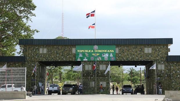 Fachada gestión coordinada de fronteras Barrizal.