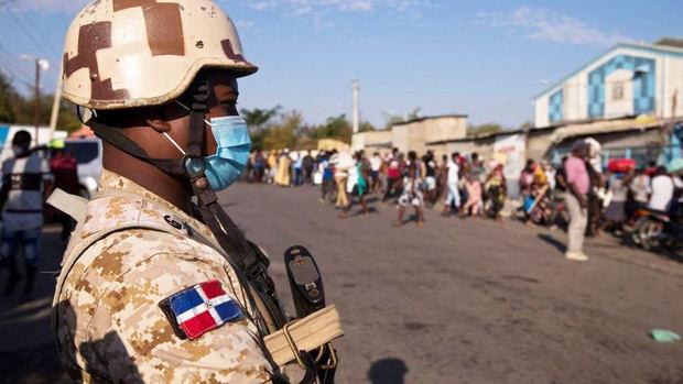 Presidente Abinader dispone cierre de la frontera con Haití