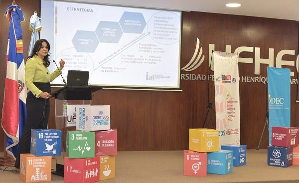 Ministerio de Educación realiza consulta sobre objetivo de desarrollo sostenible