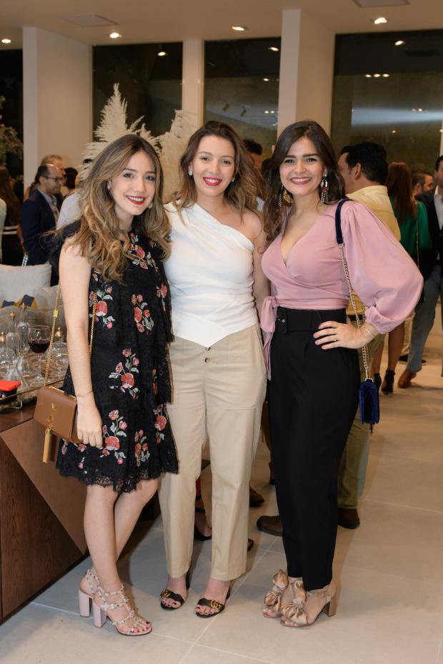 Gabriela Hernández, Vera Lucia Montes de Oca y Coral Chávez