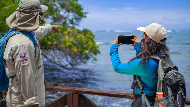 Galápagos presenta cero casos de covid-19 y se consolida como un destino bioseguro