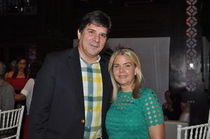 Alexandra Méndez de Bogaert y Américo Bogaert