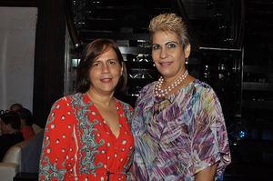 Sofía Estévez y Circe Yadira Issa.