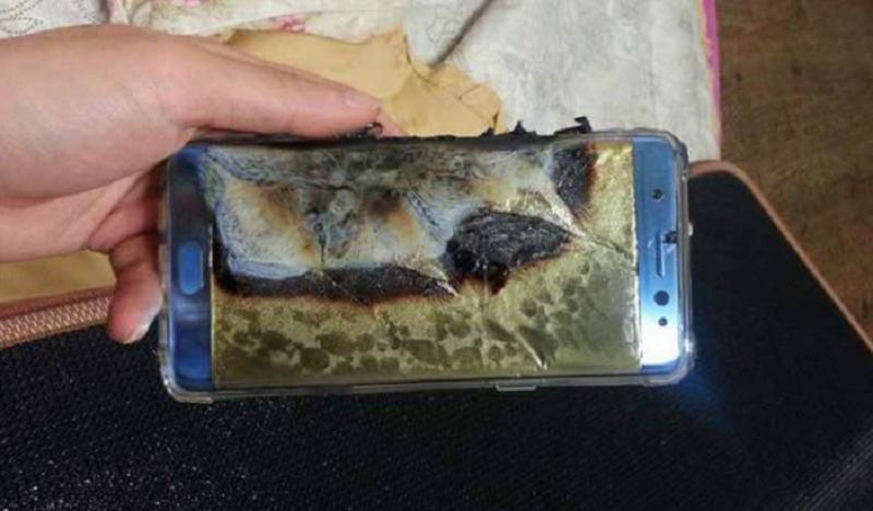 Samsung finalmente descubrió la causa de las explosiones del Galaxy Note 7