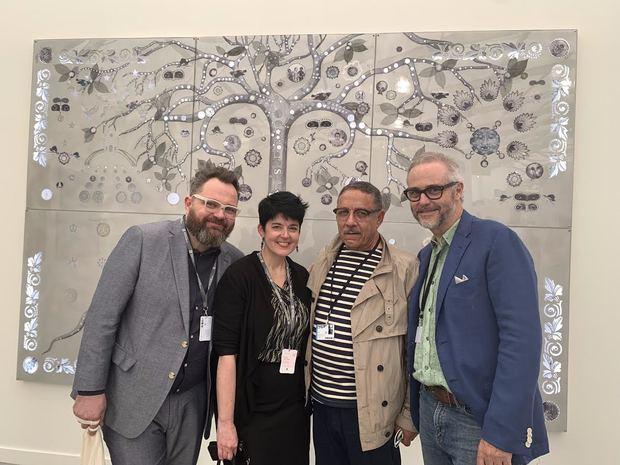 Gonzalo Casals, Deborah Cullen, Edouard Duval Carrié y Lyle O. Reitzel.