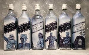 White Walker by Johnnie Walker, un whisky inspirado en la exitosa serie Game Of Thrones