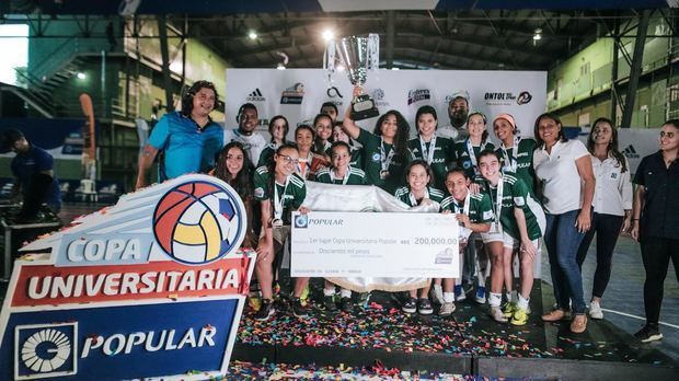PUCMM, UNPHU y APEC ganan primeros lugares en la Copa Universitaria Popular