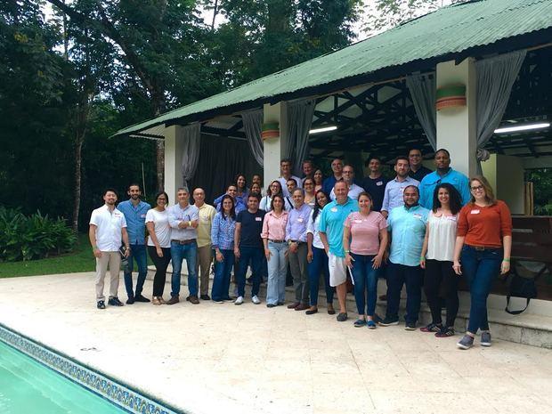 La comunidad de profesionales de GastroDR debate en Jarabacoa la cocina del siglo XXI.