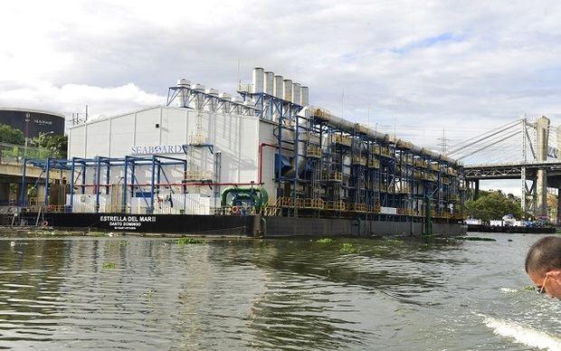 Planta Generadora de electricidad de la empresa Transcontinental Capital Corporation (Seaboard).