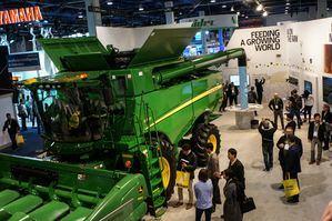Un tractor pensante y otros dispositivos inteligentes para la agricultura