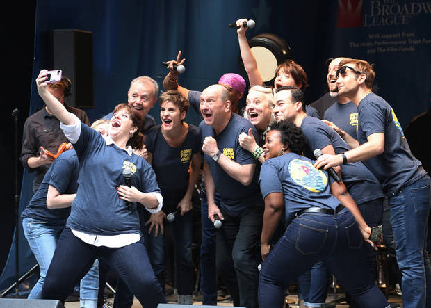 Musical Come From Away enfoca hechos 11S