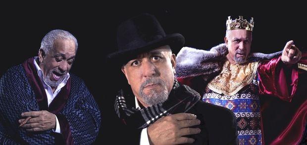 Giovanny Cruz / El Vestidor / Teatro Nacional / Desde el 23 de agosto