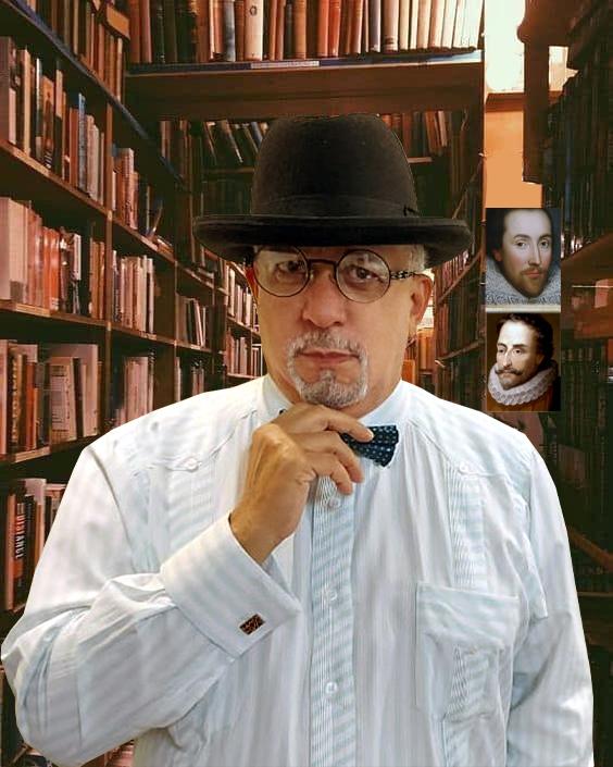 Giovanny Cruz Durán, nuevo miembro de la Academia de la Lengua