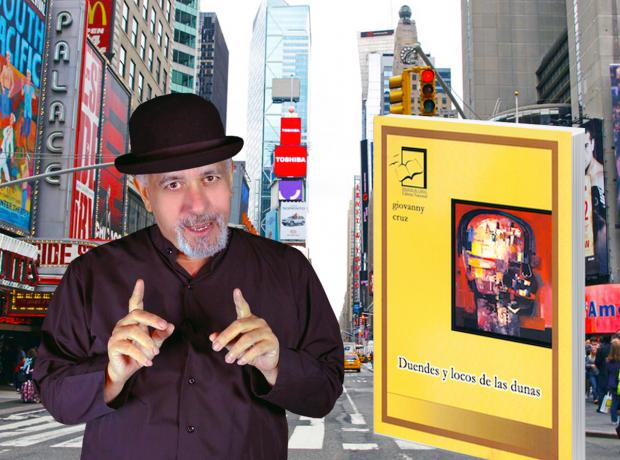 Estrenan obra de Giovanny Cruz en New York