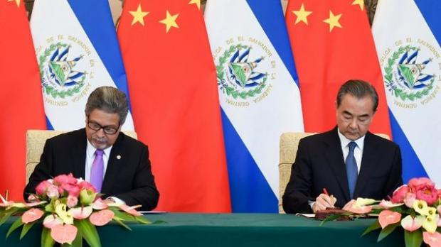 El Gobierno de China donará a El Salvador 3,000 toneladas de arroz