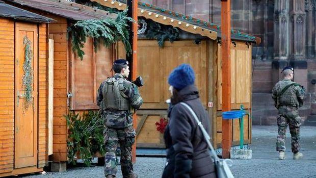 El Gobierno francés afirma que fue abatido el autor del atentado