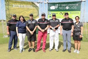 Claudio Araujo,Raquel Cueto, José Luis Montero, Rafael Fernández, Ernesto Izquierdo, José Luis Ravelo, Patricia Fernández.