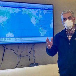 El candidato presidencial del Partido de la Liberación Dominicana, PLD, Gonzalo Castillo, informó este jueves de que el sábado próximo llegará al país un cargamento de 15,000 test para detectar el Covid-19.