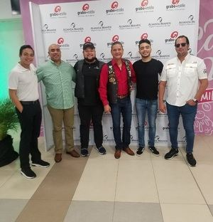 Oscar Glass, Raúl Martínez, Bryan Glass, Ignacio Glass, Raul Sebastian Martinez, Luis Rodríguez.