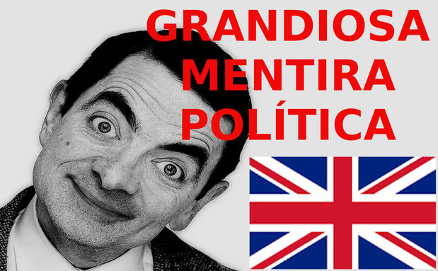 La más grandiosa mentira política...