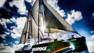 Greenpeace pide que España lidere la lucha mundial contra el cambio climático.