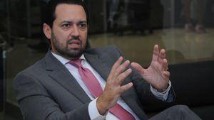 Expresidente del Consejo de Administración de la Bolsa y Mercado de Valores de la República Dominicana (BVRD), José Gregorio Salcedo Llibre quien se presume esta vinculado al caso Odebrecht.
