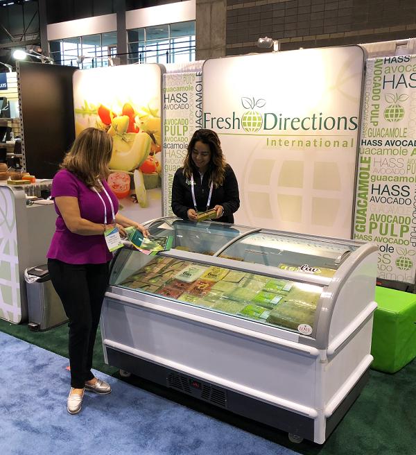 Productos dominicanos reciben acogida en feria alimentaria de Chicago