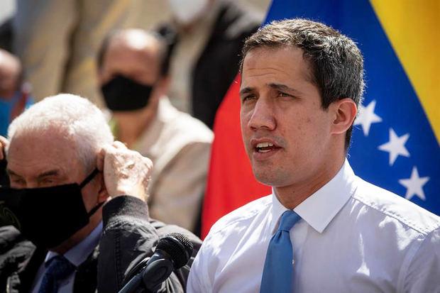 Guaidó pide presionar para lograr el acuerdo que 'salve' a Venezuela.