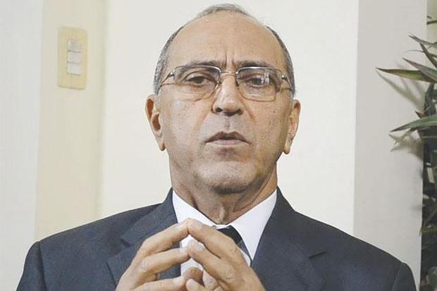 El vicepresidente del Partido Reformista Social Cristiano (PRSC), Guillermo Caram.