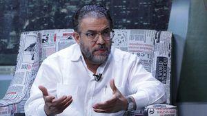 Guillermo Moreno, candidato presidencial por Alianza País.
