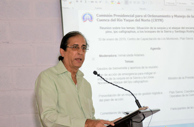 Gobierno sigue desarrollando acciones de ayuda a afectados por la sequía