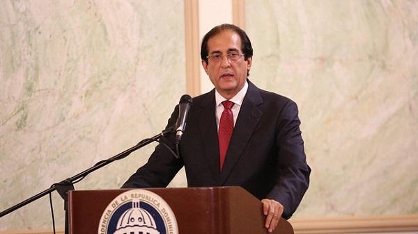 Gustavo Montalvo, Ministro de la Presidencia