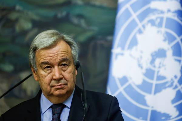 """La ONU exige una investigación del """"alarmante"""" desvío del vuelo a Minsk"""