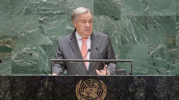 La ONU reclama unidad a la comunidad internacional para