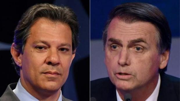 Bolsonaro y Haddad recurren a nuevas estrategias para sumar votos