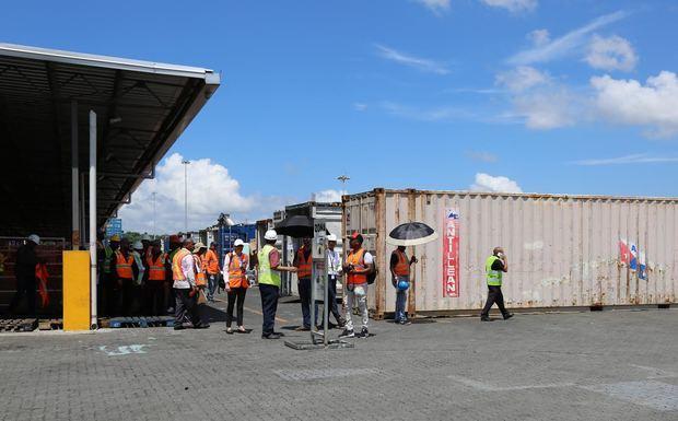 Aduanas refuerza medidas de seguridad en zonas primarias