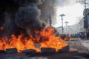 Continúan las protestas en Haití.