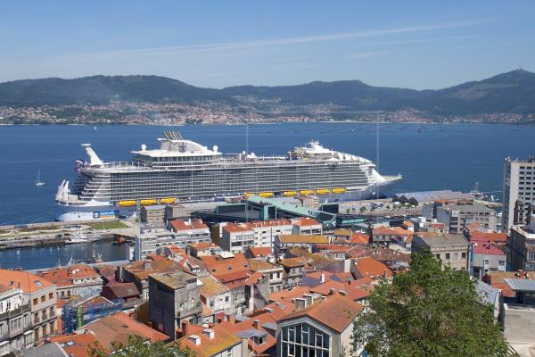 'Harmony of the Seas', el buque de cruceros más grande del mundo.