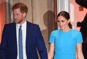 Enrique y Meghan esperan su segundo hijo.