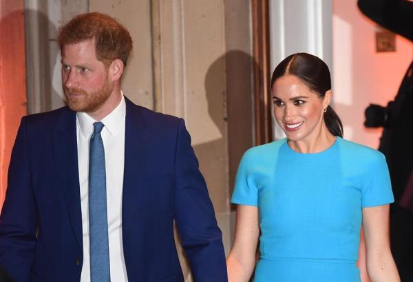 Enrique y Meghan esperan su segundo hijo