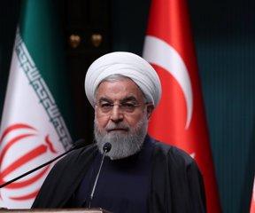 Hasán Rohaní, presidente de Irán.
