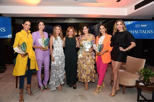 Reconocen mujeres influyentes de la industria de la moda, belleza y estilos de vida