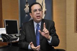 Héctor Valdez Albizu, Banco Central.