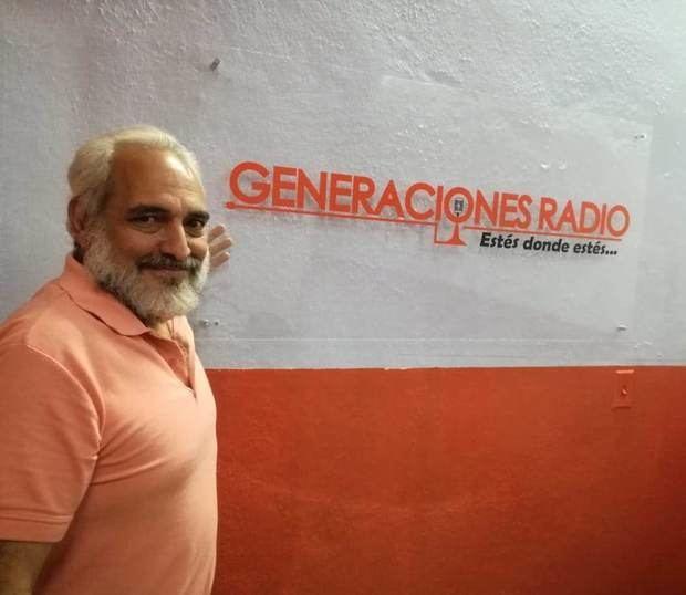 Generaciones Radio, celebra su primer aniversario con un programa especial.