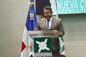 Heiromy Castro, coordinador general de Participación Ciudadana.