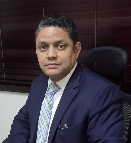 Heiromy Ysaac Castro Milanés,  coordinador general de Participación Ciudadana.