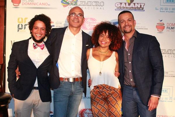 Henry Dominguez, Armando Guareño, Cheddy García, Kevin Martinez