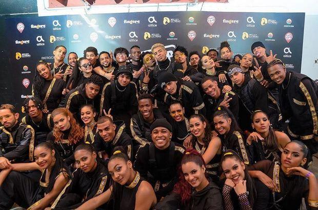Delegación dominicana integrada por 43 jóvenes bailarines para las Olimpiadas Mundiales del Hip Hop 2019.